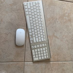 Apple Wireless Keyboard And Mouse for Sale in Ontario, CA