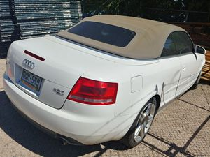 Audi 2008 A4. 2.0T convertible sports pkg for Sale in Denver, CO