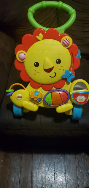 Baby Carseat/ toy for Sale in Detroit, MI