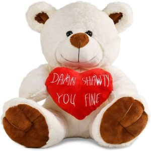 Tmacker Teddy Bear Stuffed Animals Plush Bear & Heart,Gifts for Her Girlfriend,Wife Valentines Day,Funny Gifts for Kids Women and Friends Mothers Day, for Sale in Brooklyn, NY