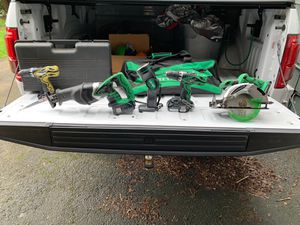 Hitachi 18v power tool set for Sale in Portland, OR