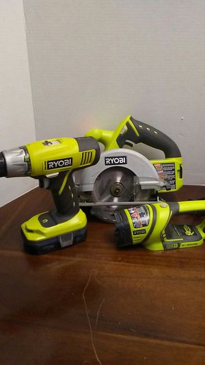 Ryobi Tool Set for Sale in Brownsville, TX