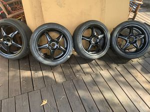 Rims size 17 full piece for Sale in Deltona, FL