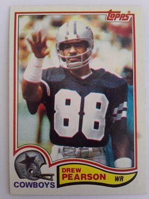 1982 Topps* DREW PEARSON* DALLAS COWBOYS* for Sale in Clovis, CA