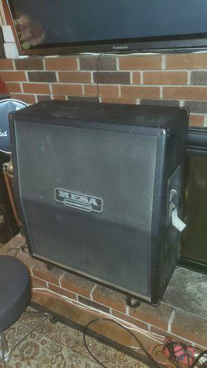 "Mesa Top 1/2 guitar stack 4-12"" celestion speaker cabinet. for Sale in Framingham, MA"