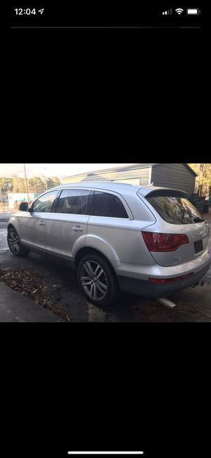 2007 Audi Q7 Parts and Diagnostics for Sale in Conyers, GA