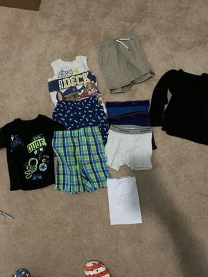 Boys clothes (4t) for Sale in Riverview, FL