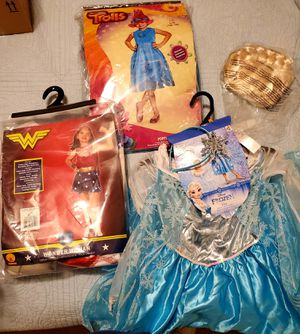 Halloween Costumes $12 each for Sale in Austin, TX
