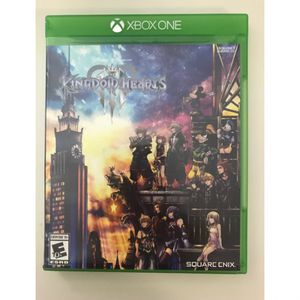 Kingdom Hearts 3 Xbox One Video Game for Sale in Plantation, FL