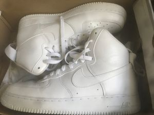 Nike Air Force 1 high '07 size 11 100$ for Sale in Jacksonville, FL