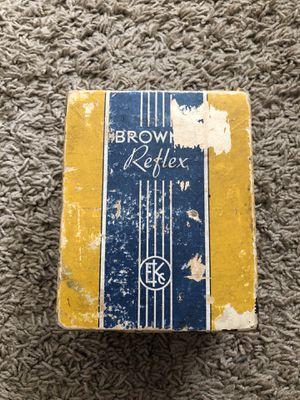 Kodak brownie reflex for Sale in Clinton Township, MI
