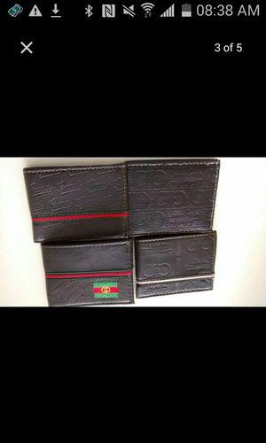 Men's designer wallets for Sale in Indianapolis, IN