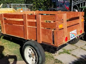 Trailer for hauling for Sale in Los Angeles, CA