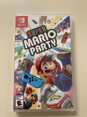 Super Mario Party new sealed SWITCH Nintendo for Sale in Orlando, FL