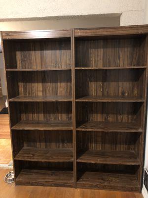 Book shelves for Sale in Glen Burnie, MD