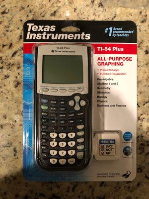 TI-84 Plus for Sale in Chicago, IL