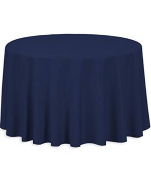 120 inch tableclot navi blue for Sale in Tampa, FL