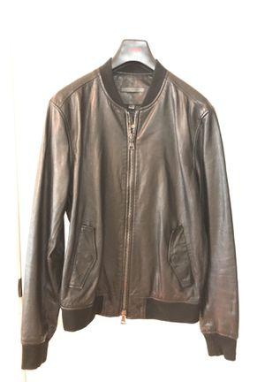 John Varvatos Leather Jacket for Sale in San Diego, CA