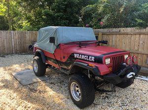 1992 Jeep Wrangler YJ for Sale in Orlando, FL