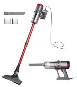 Vacuum Cleaner Corded 17KPa Suction Handheld & Stick Vacuum, Lightweight & Versatile with Metal filter and HEPA for Hardwood Floor Pet Hair for Sale in Louisville, KY