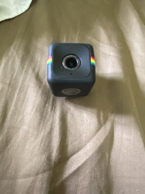 Polaroid Cube+ (WiFi and cellphone app accessible) for Sale in Wellsburg, WV