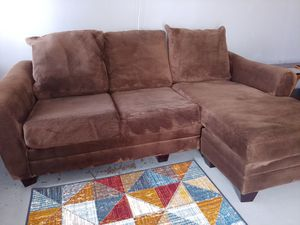 Brown Sectional Couch DELIVERY AVAILABLE!! for Sale in Orange, CA