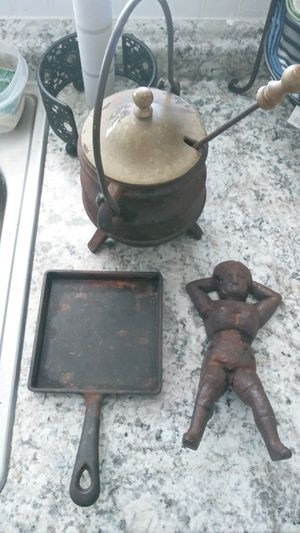 Cast iron for Sale in Fort Lauderdale, FL