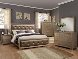 New 5pc. King Bedroom Set for Sale in Austin, TX