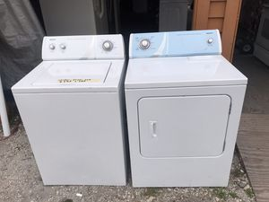 Admiral washer and dryer set for Sale in Lake Wales, FL