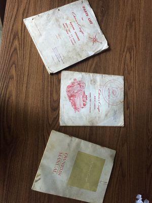 Chris craft manuals for Sale in Finksburg, MD