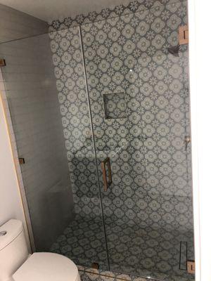 Custom shower doors glass railing for Sale in Burbank, CA