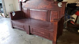 Patio bench for Sale in Rancho Cucamonga, CA