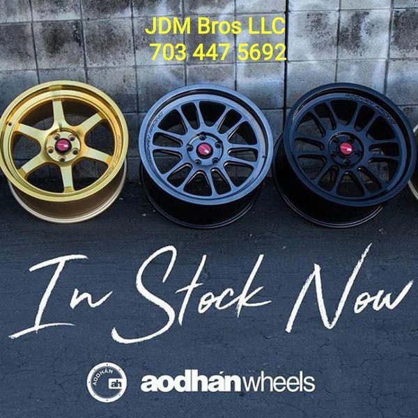 Aodhan Esr JNC Wheels Rims Mustang GT Sti Wrx Impreza