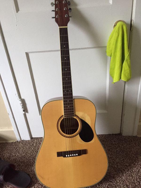 Washburn acoustic