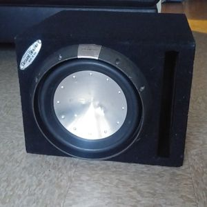12 SUBWOOFER T1 1200W 600RMS for Sale in Los Angeles, CA