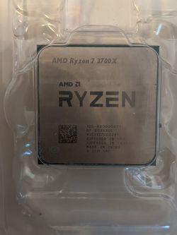 AMD Ryzen 7 3700x CPU AM4 for Sale in Sacramento, CA