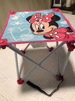 New foldable side table for Sale in Pinellas Park, FL