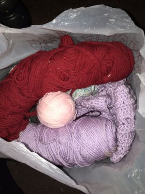 Yarn for Sale in North Webster, IN