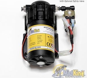 Mistking Ultimate Pump w/zip drip and digital timer for Sale in Corona, CA