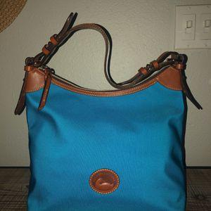 Dooney & Bourke Bright Blue Erica Hobo Bag for Sale in Clearwater, FL