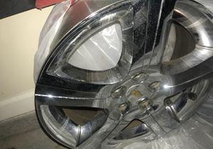 Manufacturer alloy rims (3) for Sale in Atlanta, GA