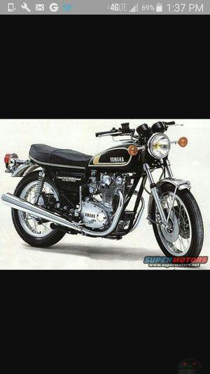 Yamaha xs650 bike or parts bike wanted for Sale in Tacoma, WA