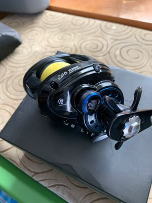 AbuGarcia Toro Beast fishing reel for Sale in Norco, CA