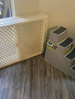 Doggy Steps And Pen for Sale in Dallas,  TX