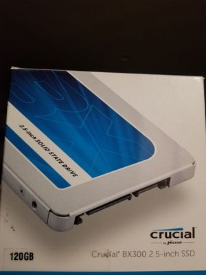 Crucial Drive 120GB for Sale in San Diego, CA