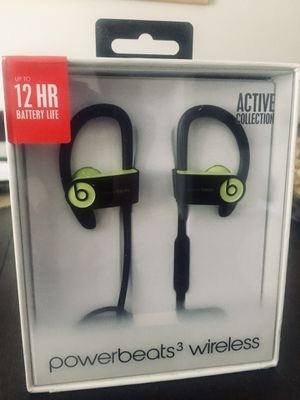 Powerbeats 3 Wireless for Sale in Manchester, CT