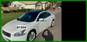 2009 Nissan Maxima only$1200 for Sale in Macon, GA