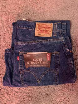NEW Men's Levi 569 Jeans for Sale in Oklahoma City,  OK