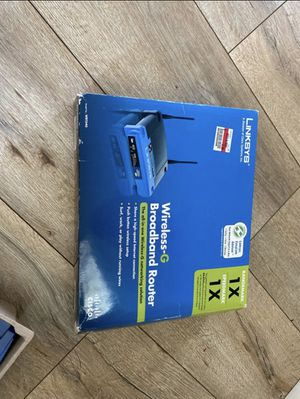 Wireless broadband router for Sale in Los Angeles, CA