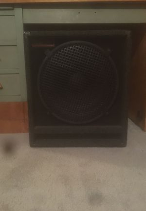 Sonic Subwoofer for Sale in Southfield, MI